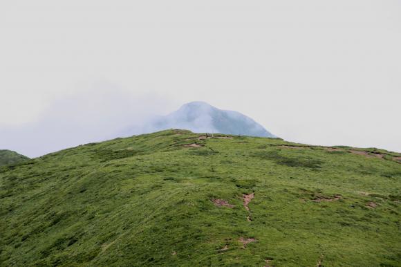 焼石山頂8