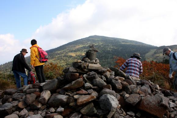 石森山頂1