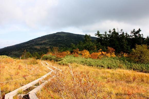 石森より山頂1