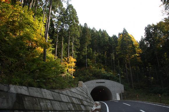 鹿瀬内トンネル