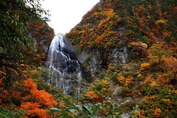 安の滝上段2