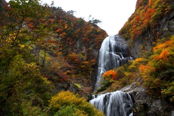 安の滝上段3