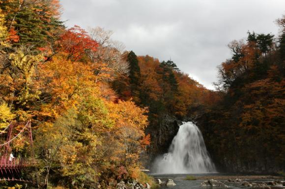 法体の滝4