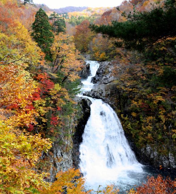法体の滝7