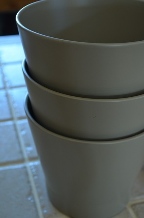 IKEA鉢カバーリメイク