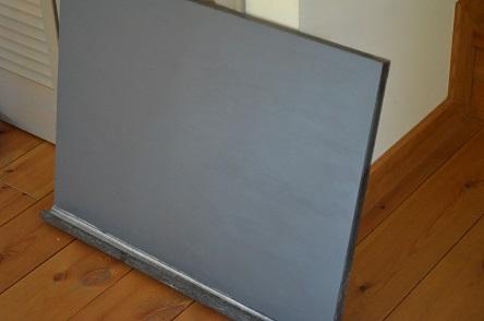 DIY 黒板 チョークボード