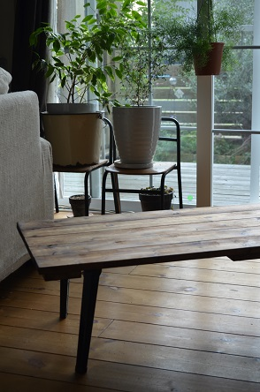 DIYローテーブル