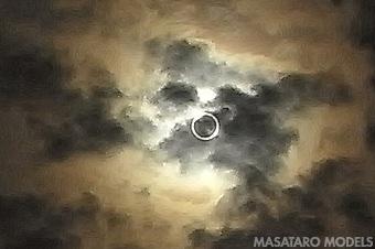 120521金環日食1