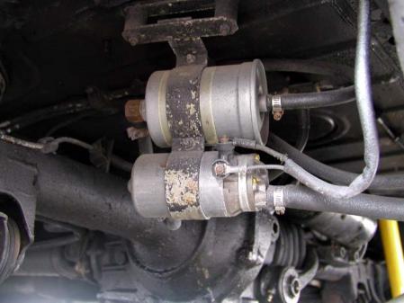 ベンツ 燃料ポンプ