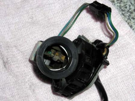 内気温センサー デイムラ-