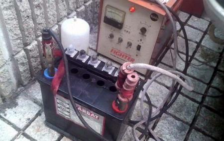 シトロエン LN バッテリー