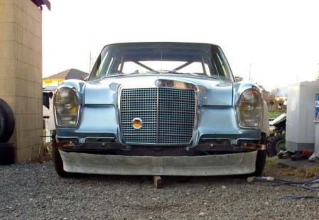 Mercedes Front Spoiler