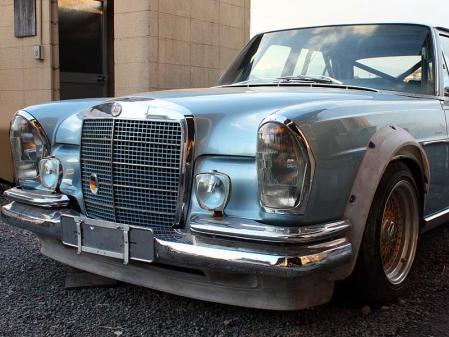 旧車 ワークスフェンダー