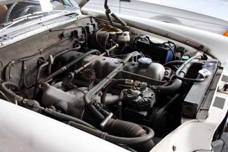 メルセデスベンツ W111クーペ