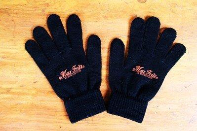 「のび~る手袋」