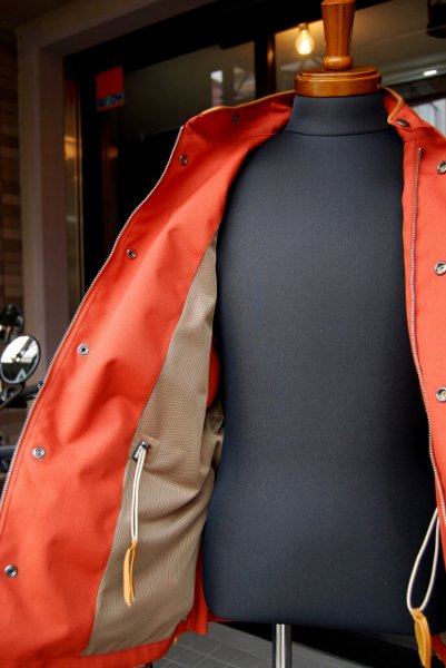 マックフリッツ神戸 MFJ-1705 コーデュラエアインテークジャケット