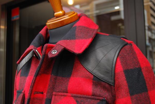 マックスフリッツ神戸 MFJ-1722 マッキーノライドジャケット