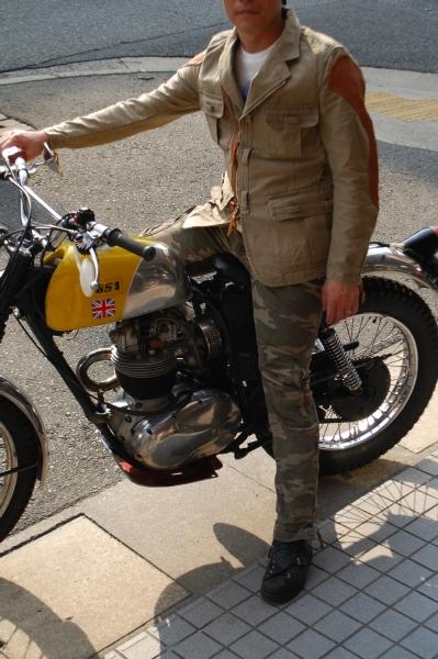 マックスフリッツ神戸 MFJ-1736/ループドテーラードジャケットⅢ