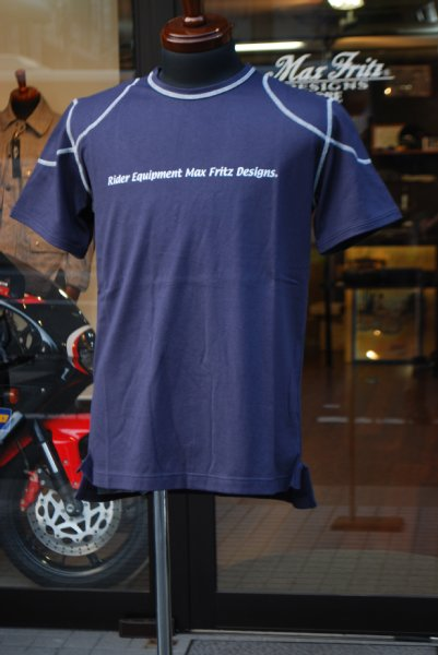 MFT-1750/アクアプルーTシャツ