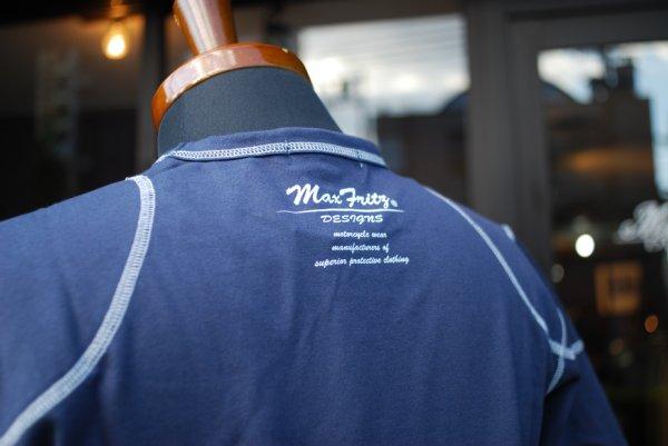 MFT-1750/アクアプルーTシャツ ネイビー