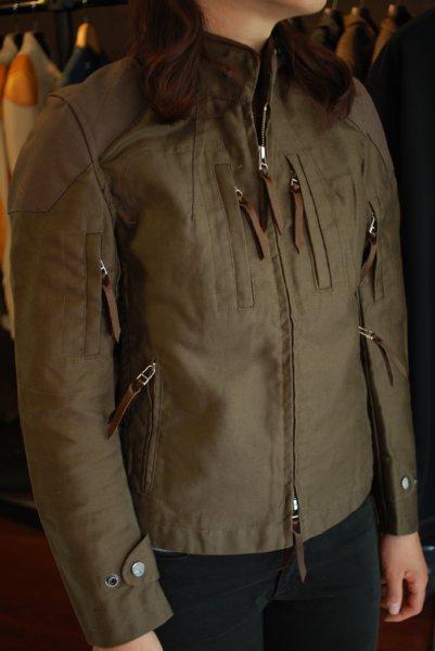 マックスフリッツファム MFB-1708/エアインテークショートジャケット