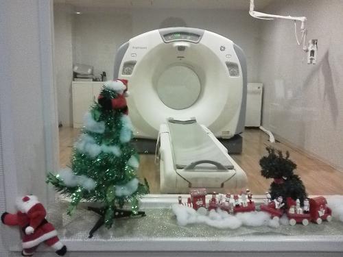 CTクリスマス