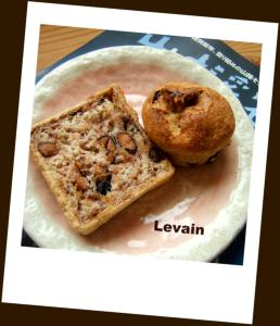 ルヴァン 黒豆パン、スコーン