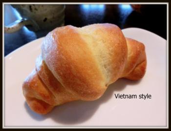 ヴェトナム風クロワッサン