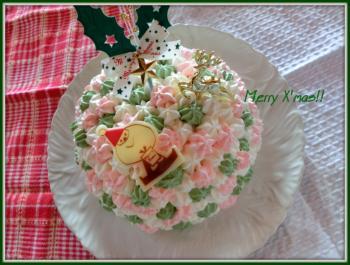 Xmasparty cake