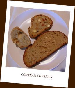ゴントラン(味噌セーグル、オールスパイスカンパ、糀酵母)