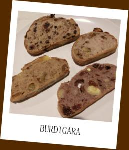 ブルディガラ 赤ワイン、りんご生姜、くるみ、、