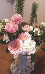 2013新年の花