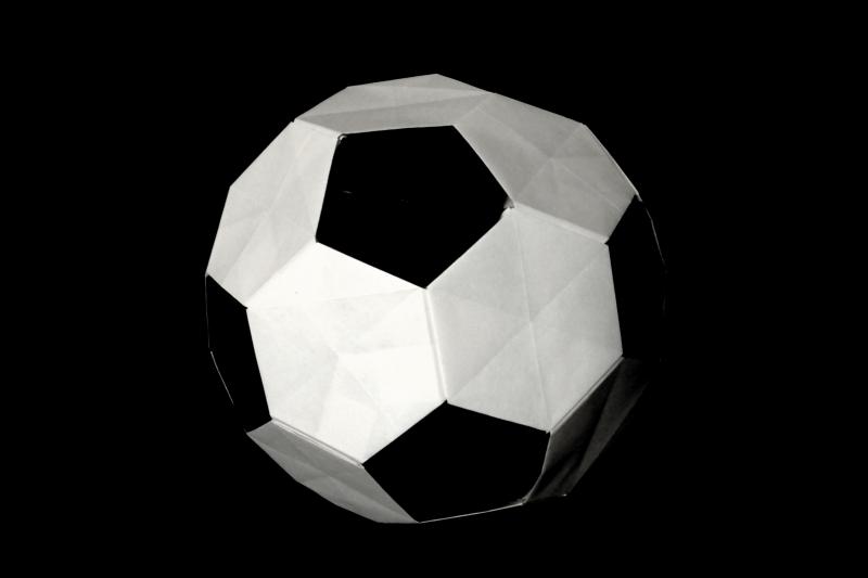簡単 折り紙 サッカーボール 折り紙 : megurimegurumono.blog85.fc2.com