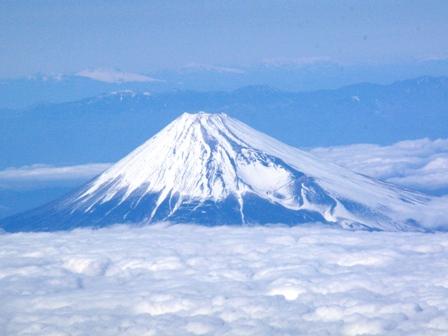 富士山B787より03