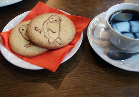 メンフクロウクッキー