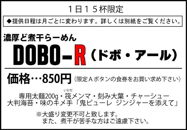 DOBO-R改