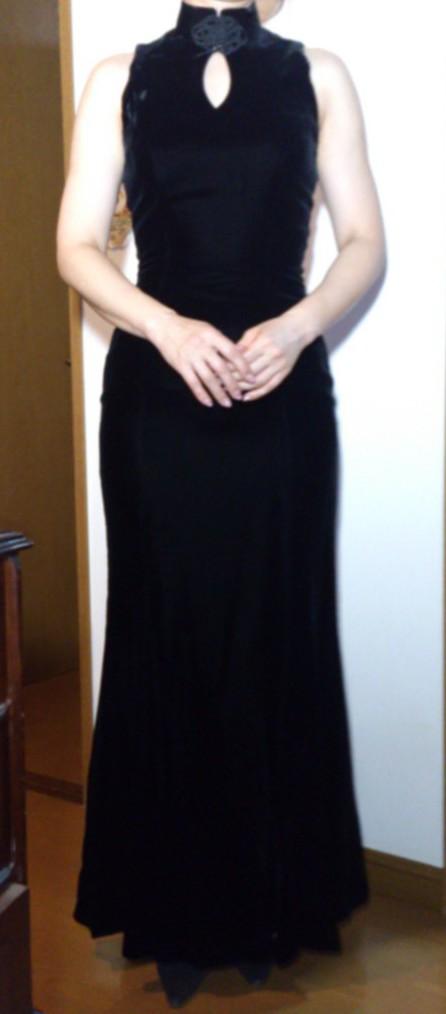 ロングドレス-1