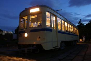 横浜市電1156