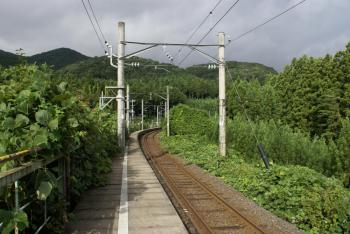 八ツ森駅3