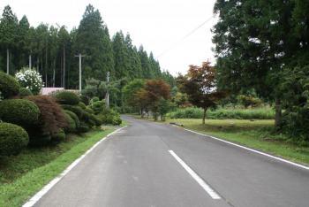 八ツ森までの道のり1