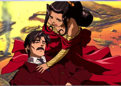 Sakura Wars2_父と娘