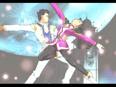 Sakura Wars2_合体技_大神×織姫