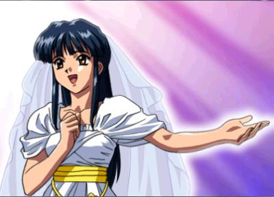 Sakura Wars2_さくら天使コス