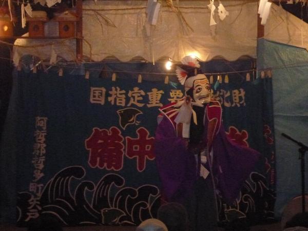備中神楽20121013