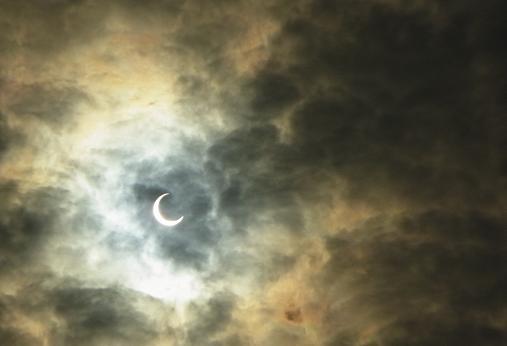 2012.5.21 金環日食と、ろ。話w 2