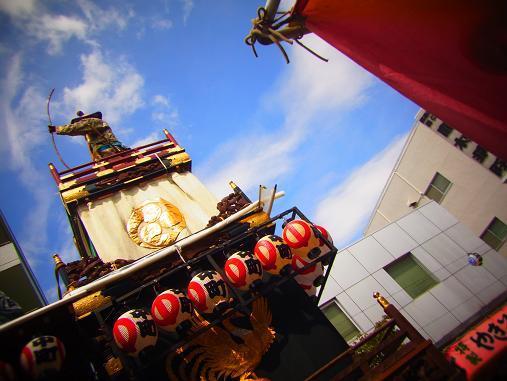 2012.7.15日常 夏祭り 1