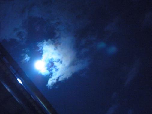 2012.8.31 ブルームーン