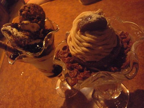 2012.10.1分 ろ。+お寿司パフェw 5