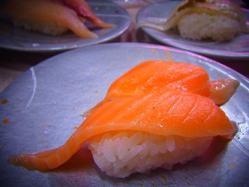 2012.10.1分 ろ。+お寿司パフェw 4