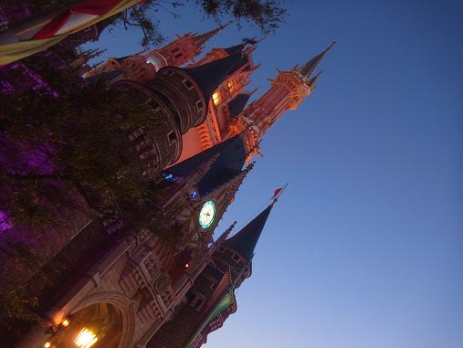 2012.10.29 ディズニーハロウィン当日! ソッコーでw 1